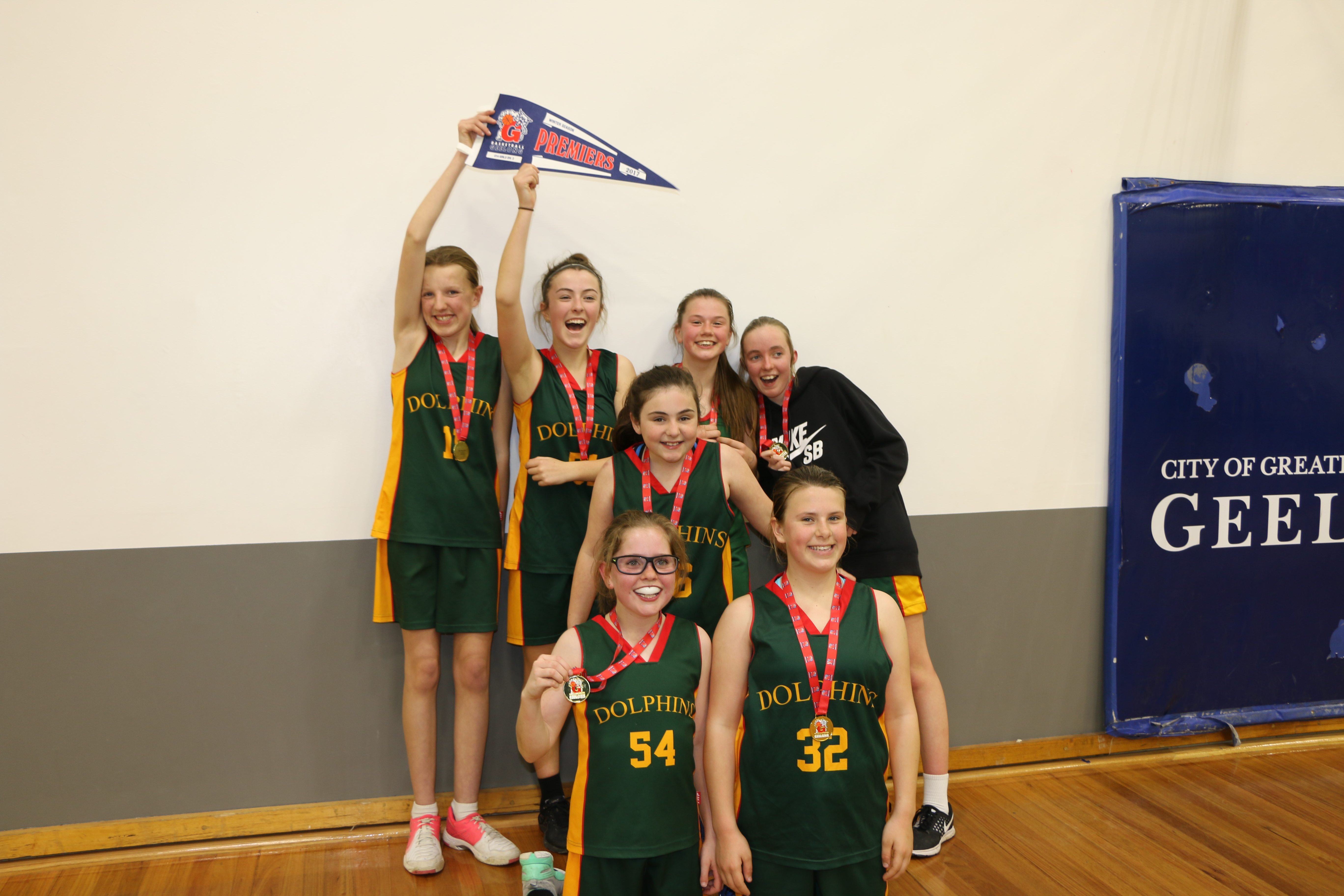 14.2 Girls Winter Season 2017 Premiers