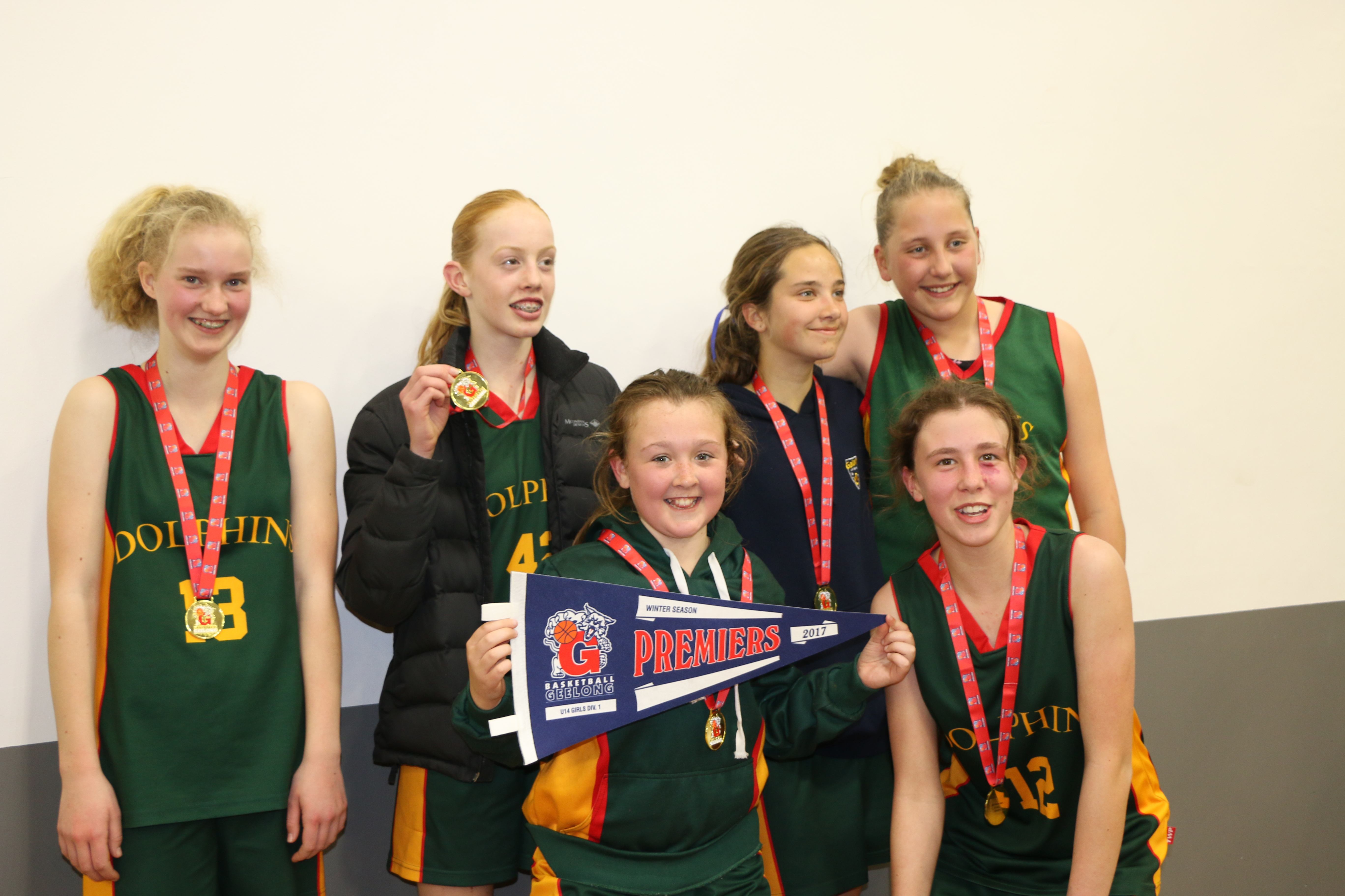 14.1 Girls. Winter Season Premiers