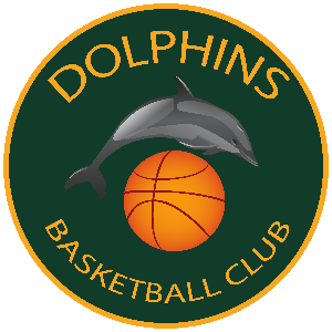 Dolphins cicrle Logo